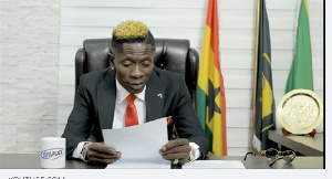 LIVESTREAMED: Shatta Wale speaks on the state of the music industry