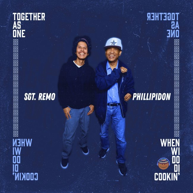 Sgt. Remo & Phillipidon Two New Dancehall Singles out TODAY, Friday, June 4!