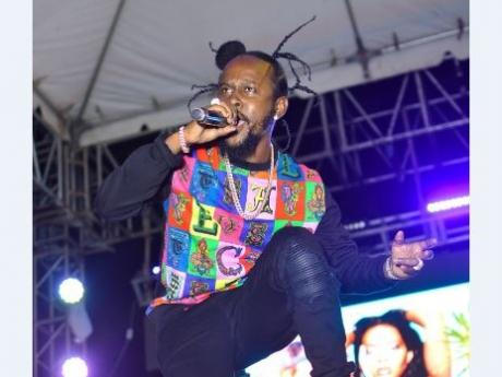 Dancehall entertainer Popcaan pleads not guilty to traffic breaches