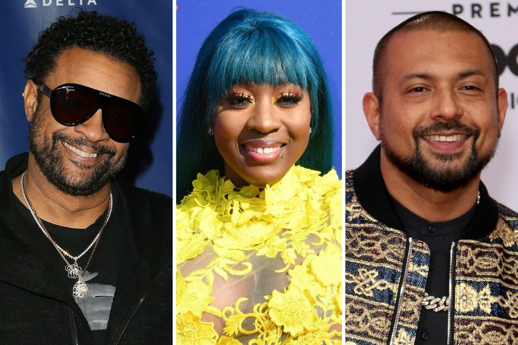 Spice, Shaggy And Sean Paul For 'Jimmy Kimmel Live!'