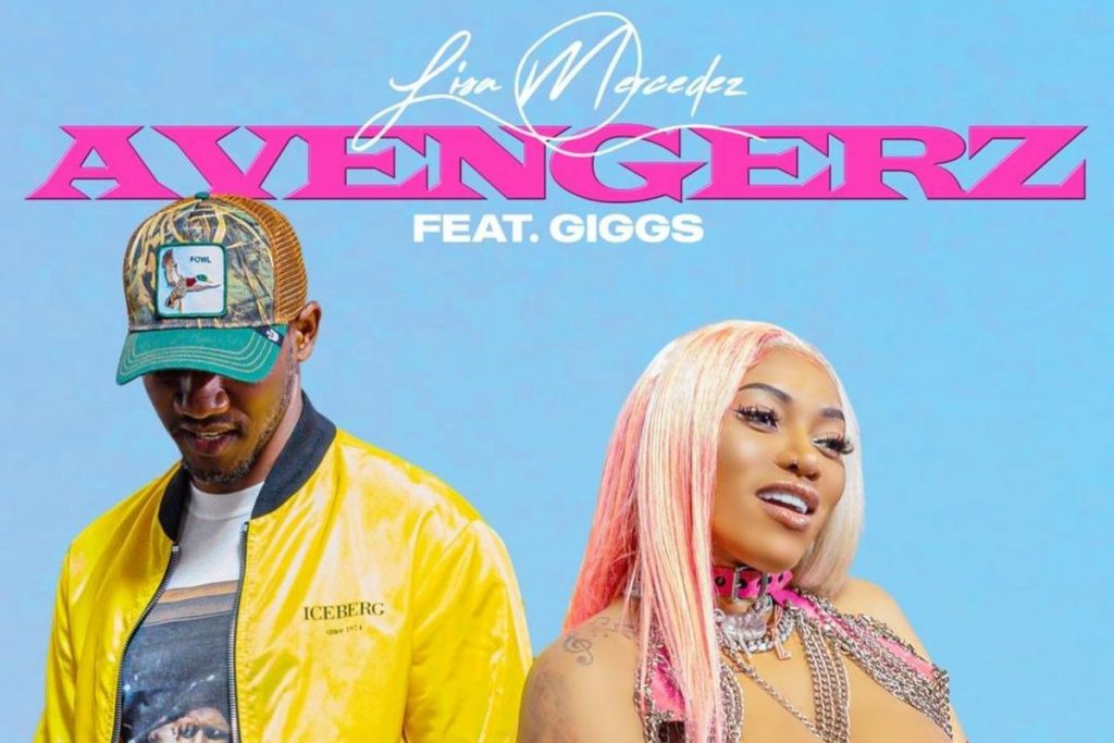 """Lisa Mercedez connects with Giggs for """"Avengers"""""""