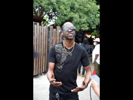 Ahead of album release, Bounty Killer signs publishing deal