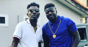 What we had was beautiful, let's forgive each other - Pope Skinny to Shatta Wale