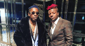 Pope Skinny is a sell-out, don't trust him - SM fans to Shatta Wale