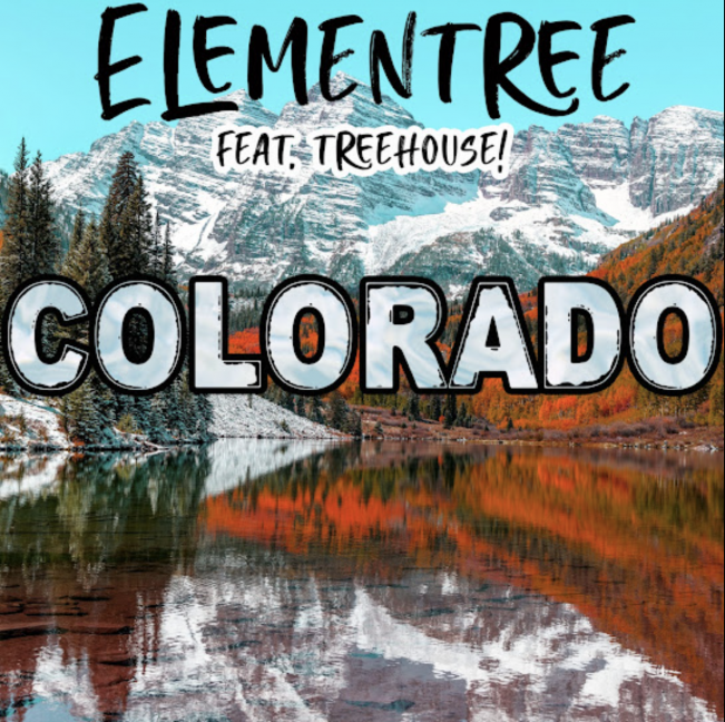 """NEW SINGLE & VIDEO from ELEMENTREE""""COLORADO"""""""