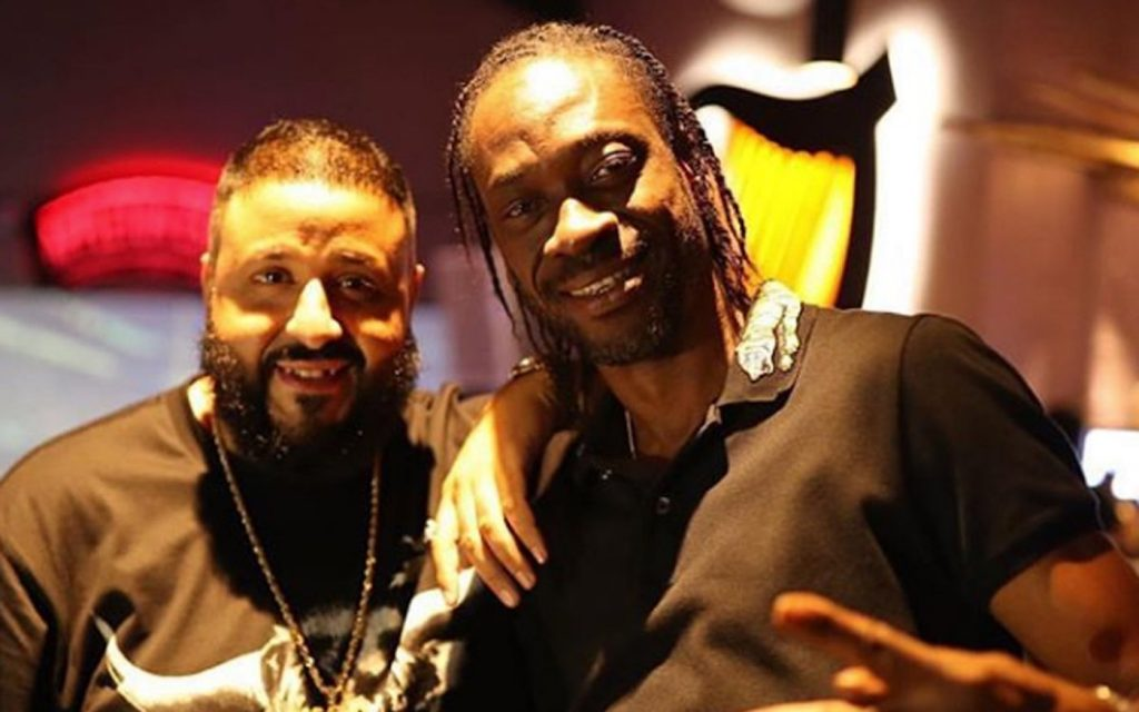 """DJ Khaled Excited To Be Working On Bounty Killer's """"King of Kingston"""" Album"""