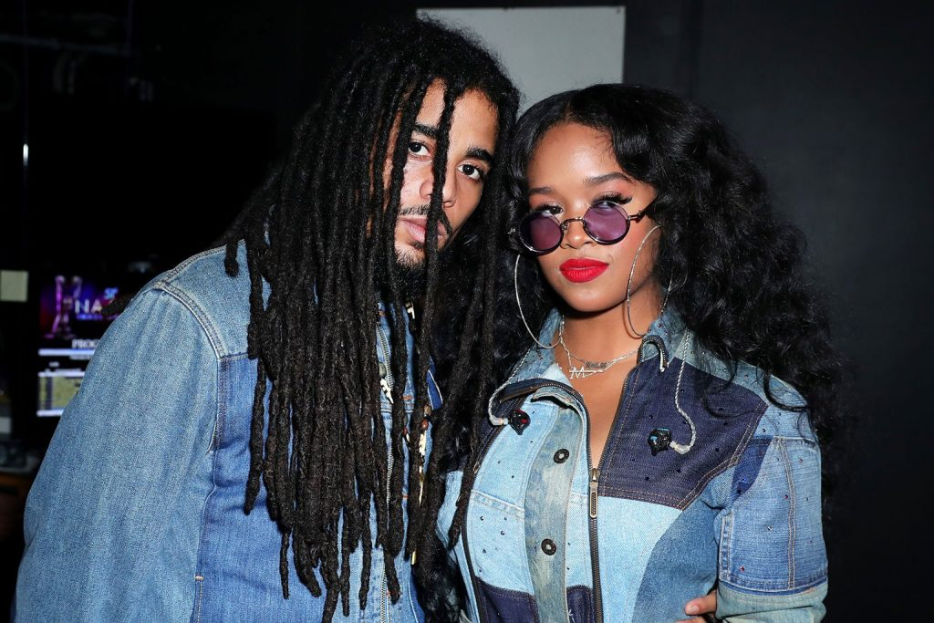 Skip Marley Earns RIAA Gold With H.E.R. For 'Slow Down'