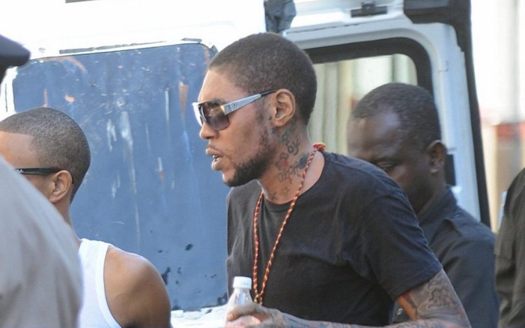 Vybz Kartel's Gaza Fans Want Proof Of His Vaccination
