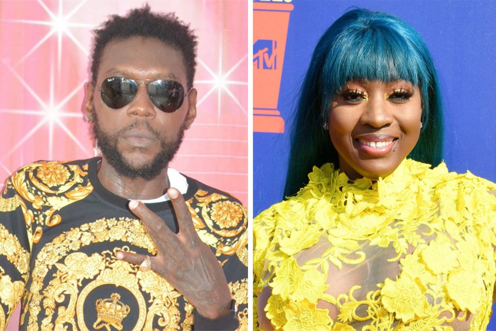 Vybz Kartel Supports Dancehall Queen Spice After Hot 97 Wardrobe Malfunction, Chug It Debacle