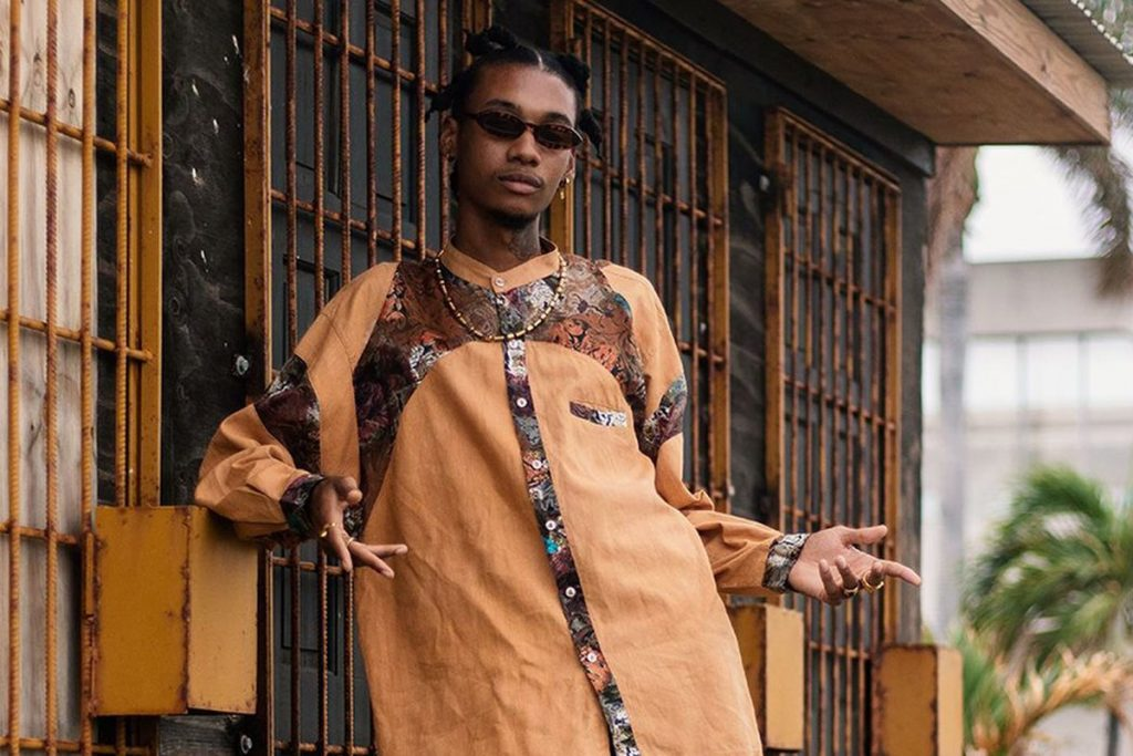 """Leno Banton Steps Out With Fiery New Single """"Furnace"""": Listen"""